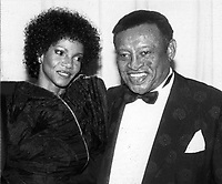 Melba Moore and Lionel Hampton 1983<br /> Photo By John Barrett/PHOTOlink