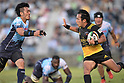 Rugby : Japan Rugby Top League 2017-18 Suntory Sungoliath 27-24 Yamaha Jubilo
