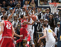 Berkeley, CA - January 3, 2016: CAL Men's Basketball's 71-58 victory against Utah Utes at Haas Pavilion.