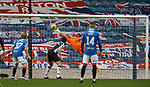 06.03.2021 Rangers v St Mirren: Allan McGregor with a top class save