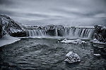Godafoss in northern Iceland