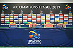 Pre-Match Press Conference and Training Session prior to the AFC Champions League 2017 Quarter-Finals match between Shanghai SIPG (CHN) and Guangzhou Evergrande (CHN) at the Shanghai Stadium on 21 August 2017 in Shanghai, China. Photo by Yu Chun Christopher Wong / Power Sport Images