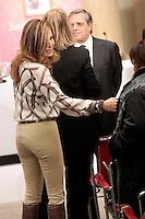 Daniela Santanche'<br /> Roma 04-12-2013 Tempio do Adriano. Presentazione del libro 'Sale, zucchero e caffè'<br /> Photo Samantha Zucchi Insidefoto