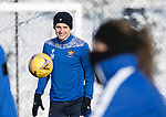 St Johnstone Training…<br />Ali McCann pictured during training ahead of Sundays game against Celtic.<br />Picture by Graeme Hart.<br />Copyright Perthshire Picture Agency<br />Tel: 01738 623350  Mobile: 07990 594431