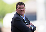 Aberdeen v St Johnstone...28.06.15  Glebe Park, Brechin..Pre-Season Friendly<br /> Tommy Wright<br /> Picture by Graeme Hart.<br /> Copyright Perthshire Picture Agency<br /> Tel: 01738 623350  Mobile: 07990 594431