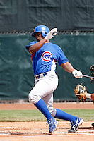 Jovan Rosa - Chicago Cubs - 2009 spring training.Photo by:  Bill Mitchell/Four Seam Images