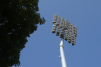 General view of a floodlight ahead of Essex CCC vs Gloucestershire CCC, LV Insurance County Championship Division 2 Cricket at The Cloudfm County Ground on 7th September 2021
