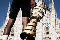30th May 2021; 104th Giro d Italia 2021, 21st stage Senago to Milan, Italy;  Winner Egan Bernal COL, Wins the 104th Giro d Italia