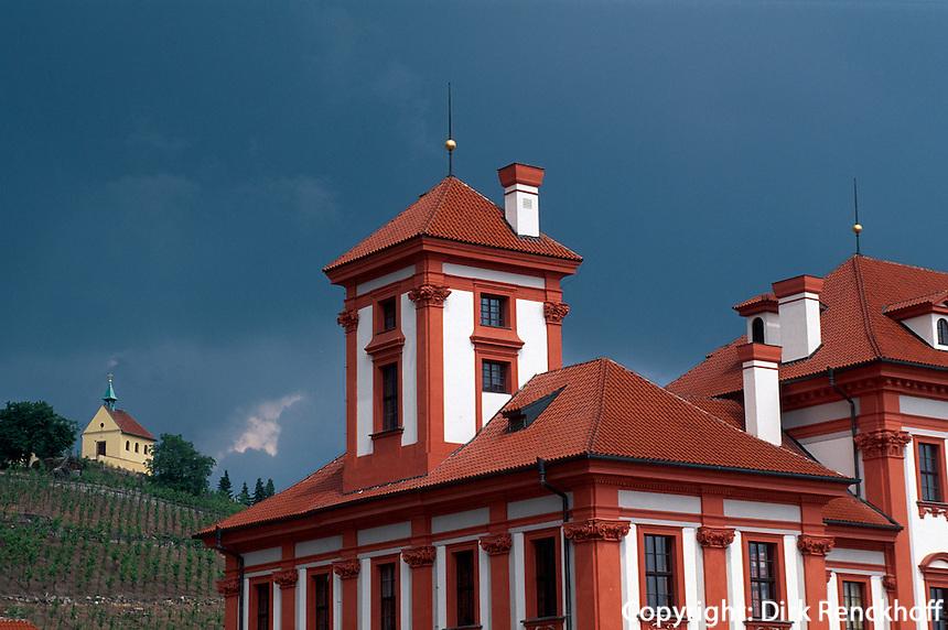 Schloss Troja, Prag, Tschechien