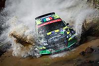 13th March 2020, Guanajuato, Mexico; WRC Rally of Mexico;  GUERRA MOTORSPORT
