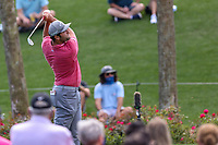 14th March 2021; Ponte Vedra Beach, Florida, USA;  Jon Rahm of Spain plays a tee shot on the 3rd hole during the final round of THE PLAYERS Championship on March 14, 2021 at TPC Sawgrass Stadium Course in Ponte Vedra Beach, Fl.