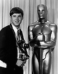 Ron Bennett Photojournalist at the 1967 Academy Awards with Oscar, Ron Bennett academy awards, Ron Bennett with Oscar at the Academy awards, academy awards, Photojournalism, Photojournalist, collecting editing, presenting news photographs, Photojournalism provides visual support for stories, mainly in the print media, Fine Art Photography by Ron Bennett, Fine Art, Fine Art photography, Art Photography, Copyright RonBennettPhotography.com ©