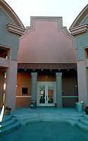 Michael Graves: University Extension, U.C. Irvine. Neo-Palladian.  Photo '88.
