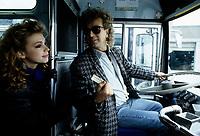 FILE PHOTO : Martine saint-Clair and Luc Plamondon<br /> <br /> , circa 1985<br /> <br /> <br /> PHOTO : Harold Beaulieu<br />  - Agence Quebec Presse