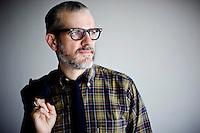 Giuseppe Culicchia, scrittore.Salone Internazionale del Libro di Torino 2012 .Torino, 10/05/2012.© Giorgio Perottino / Insidefoto