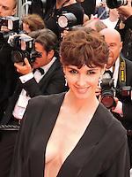 "FRA: ""THE BFG"" Red Carpet- The 69th Annual Cannes Film Festival - Paz Vega attend ""THE BFG"". Red Carpet during The 69th Annual Cannes Film Festival on May 14, 2016 in Cannes, France."