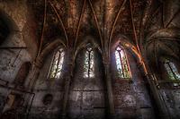 Forgotten East German Church