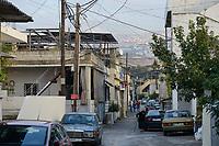 LEBANON, Beirut, palestinian refugee camp Dbayeh where palestinian christians are living / LIBANON, Beirut, palaestinensisches Fluechtlingslager Dbayeh, hier leben vorwiegend palaestinensische Christen