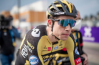 Wout van Aert (BEL/Jumbo-Visma) post-finish <br /> <br /> 61st Brabantse Pijl 2021 (1.Pro)<br /> 1 day race from Leuven to Overijse (BEL/202km)<br /> <br /> ©kramon