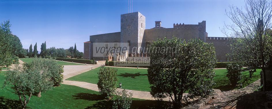 Europe/France/Languedoc-Rousillon/66/Pyrénées-Orientales/Perpignan: le Palais des rois de Majorque