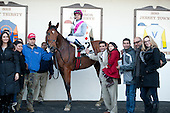 Vyjack and company in the winners circle after the Jerome.