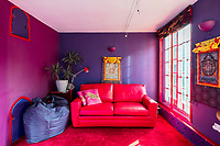 BNPS.co.uk (01202) 558833<br /> Pic: UniquePropertyCompany/BNPS<br /> <br /> Now for something completely different...<br /> <br /> A warehouse that was home to the Monty Python team has gone on sale for £8m.<br /> <br /> Michael Palin and Terry Gilliam bought the seven-storey building in 1976 as a studio and editing suite for the Monty Python films.<br /> <br /> Around the same time, visionary entrepreneur Nicholas Saunders bought another building in Neal's Yard, at the time a run-down industrial area, and kickstarted the UK's wholefood revolution by opening the Wholefood Warehouse.<br /> <br /> Saunders helped transform the area in London's Covent Garden and bought the Monty Python building when they moved out in 1987.