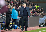 Hearts v St Johnstone…26.01.19…   Tynecastle    SPFL<br />Hearts boss Craig Levein<br />Picture by Graeme Hart. <br />Copyright Perthshire Picture Agency<br />Tel: 01738 623350  Mobile: 07990 594431