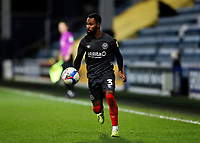 17th February 2021; The Kiyan Prince Foundation Stadium, London, England; English Football League Championship Football, Queen Park Rangers versus Brentford; Rico Henry of Brentford