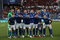 Football: Uefa under 21 Championship 2019, Belgium - Italy, Mapei stadium Reggio Emilia Italy on June 22, 2019.<br />