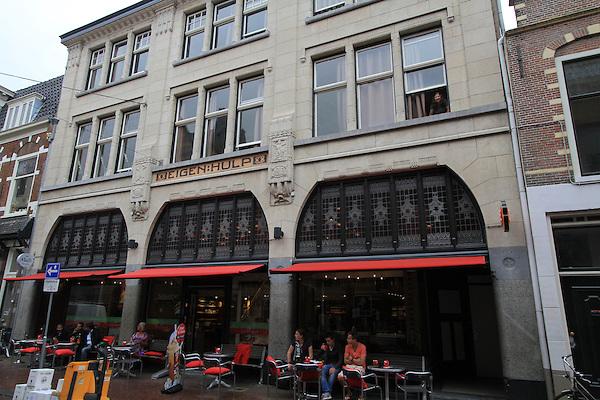 Malts Bed and Breakfast in Haarlem, Holland, Netherlands.