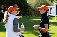 STANFORD, CA - MAY 10: Emily Bastel Glaser, Maisie Filler at Stanford Golf Course on May 10, 2021 in Stanford, California.