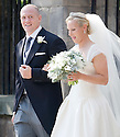 Zara Phillips & Mike Tindall Wedding