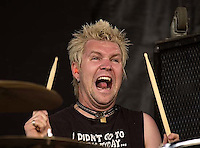 Anti-Flag. Warped Tour. 06/22/2002, 3:16:53 PM<br />