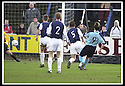 01/02/2003                   Copyright Pic : James Stewart.File Name : stewart-falkirk v st john 11.PAUL HARTLEY (9) SCORES ST JOHNSTONE'S GOAL......James Stewart Photo Agency, 19 Carronlea Drive, Falkirk. FK2 8DN      Vat Reg No. 607 6932 25.Office     : +44 (0)1324 570906     .Mobile  : +44 (0)7721 416997.Fax         :  +44 (0)1324 570906.E-mail  :  jim@jspa.co.uk.If you require further information then contact Jim Stewart on any of the numbers above.........
