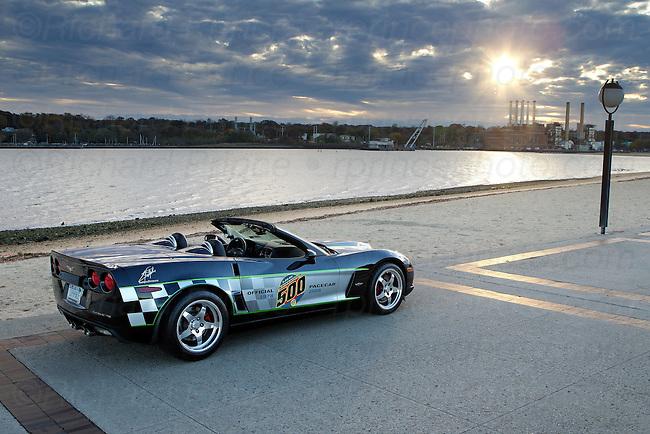 2008 Corvette Indy Pace Car