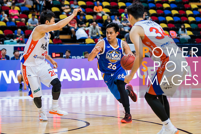Etland Elephants vs NLEX Road Warriors during the Summer Super 8 at the Macao East Asian Games Dome on July 18, 2018 in Macau, Macau. Photo by Marcio Rodrigo Machado / Power Sport Images