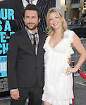 Charlie Day and wife at The Warner Bros. Pictures L.A. Premiere of Horrible Bosses held at The Grauman's Chinese Theatre in Hollywood, California on June 30,2011                                                                               © 2011 Hollywood Press Agency