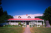 Former Restaurant and Campground on SR 504, Toutle, Washington, US