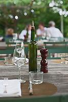Europe/France/Provence-Alpes-Côte d'Azur/13/Bouches-du-Rhône/Env d'Arles/Le Sambuc: Restaurant Bio: La Chassagnette