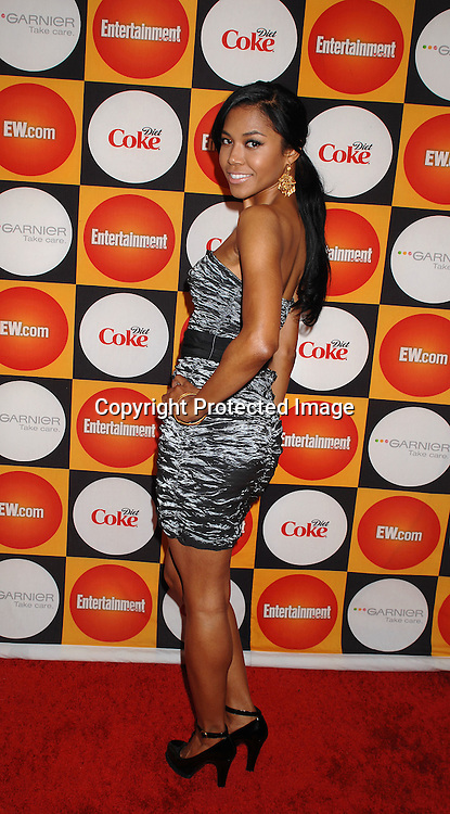 Amerie..arriving at The Entertainment Weekly celebration of ..EW 100: The Ultimate Must List Issue on June 21, 2007 ..at Gotham Hall in New York. ..Robin Platzer, Twin Images....212-935-0770