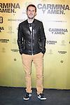 "Spanish actor Julian Lopez attend the Premiere of the movie ""Carmina y Amen"" at the Callao Cinema in Madrid, Spain. April 28, 2014. (ALTERPHOTOS/Carlos Dafonte)"