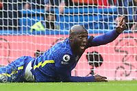 Romelu Lukaku of Chelsea during Chelsea vs Southampton, Premier League Football at Stamford Bridge on 2nd October 2021