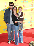 """Jason Bateman & family at The 12th Annual P.S. ARTS """"Express Yourself 2009"""" To Help Restore Arts Education in Public Schools,The event was  held at Barker Hangar in Santa Monica, California on November 15,2009                                                                   Copyright 2009 DVS / RockinExposures"""