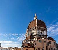 Italy, Florence Santa Maria del Fiore Church, Dome