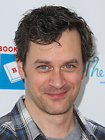 LOS ANGELES, CA, USA - APRIL 27: Tom Everett Scott at the Milk + Bookies 5th Annual Story Time Celebration held at the Skirball Cultural Center on April 27, 2014 in Los Angeles, California, United States. (Photo by Xavier Collin/Celebrity Monitor)