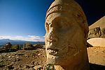 Mausoleum of Antiochus I (69-34 BC), Nemrut Dag Mountain, Kurd Region, Turkey