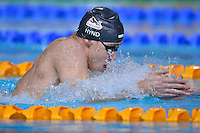 Oliver Hynd of GBR competes in 200 meter para individual medley final during Commonwealth Games Swimming, Monday, July 28, 2014 in Glasgow, United Kingdom. (Mo Khursheed/TFV Media via AP Images)