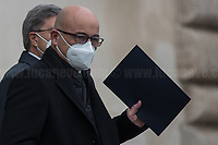 Roberto Cingolani, Minister of the Ecological Transition.<br />