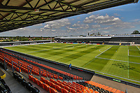 General view of The Hive Stadium before the Friendly match between Barnet and Crystal Palace at The Hive, London, England on 11 July 2015. Photo by David Horn.
