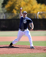 David Bednar - San Diego Padres 2019 spring training (Bill Mitchell)